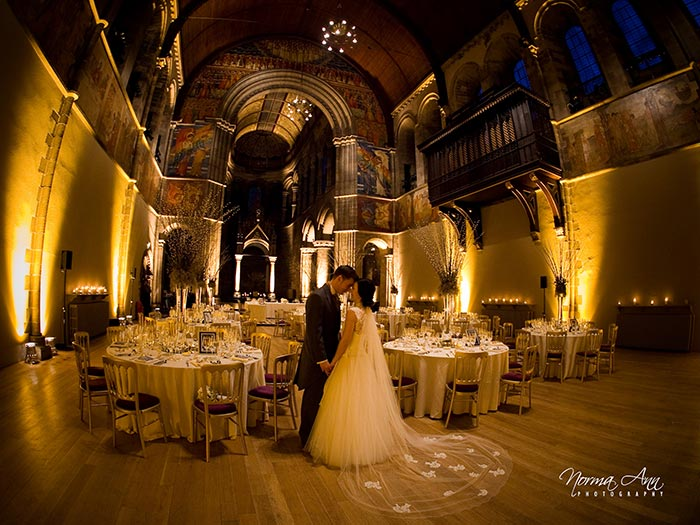 Jenna and Adam, Mansfield Traquair, Edinburgh. Photographer: http://www.norma-ann.co.uk