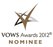 VOWS Awards 2012 Nominee, click here to nominate Coach House FLowers for this years VOWS Awards